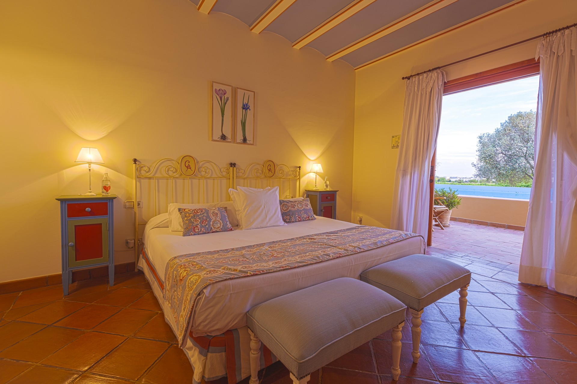 Can Arabi - Double Room Image from Rural Hotels in Ibiza