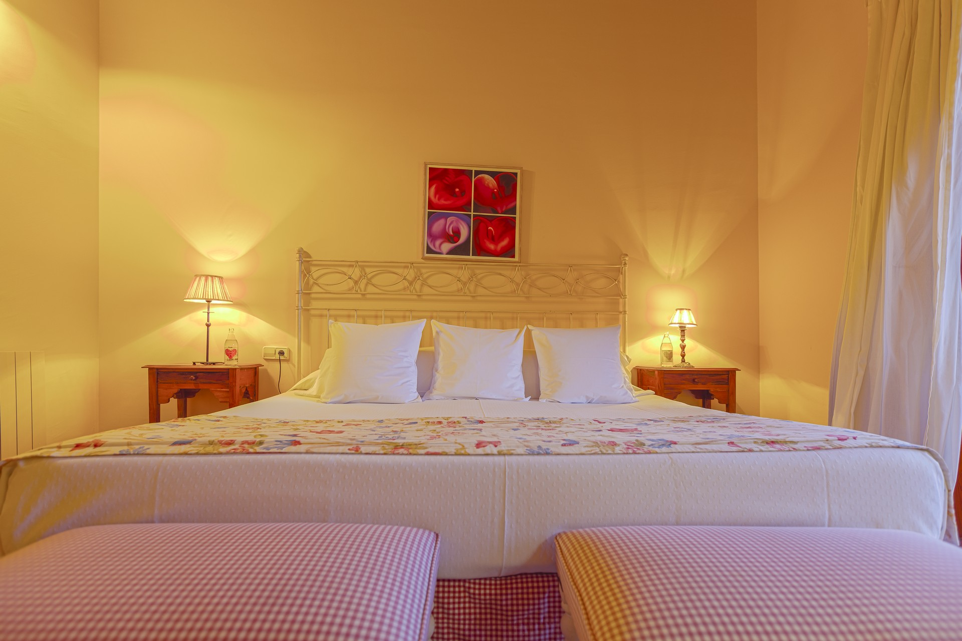 Can Arabi - Double Room with Views Image from Rural Hotels in Ibiza