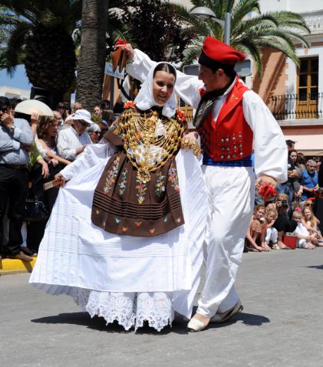 canarabi.com baile payés en santa eulalia ibiza