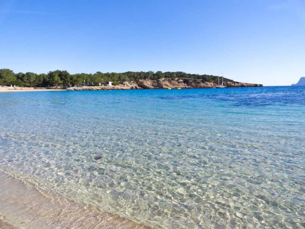 canarabi.com ibiza beach in winter cala bassa